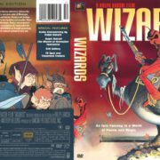 Wizards (1977) R1 DVD Cover