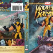 Wolverine and the X-Men Final Crisis Trilogy (2008) R1 DVD Cover