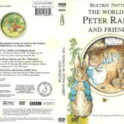 The World of Peter Rabbit and Friends (1992-1996) R1 DVD Cover