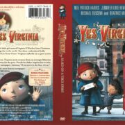 Yes, Virginia (2009) R1 DVD Cover