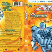 The Zeta Project Season 1 (2001) R1 DVD Cover