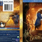 Beauty and the Beast (2017) R1 Blu-Ray Cover