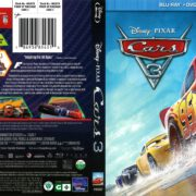 Cars 3 (2017) R1 Blu-Ray Cover
