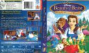 Beauty and the Beast: Belle's Magical World (2011) R1 DVD Cover