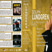 Dolph Lundgren Film Collection – Set 8 (2015-2016) R1 Custom Covers