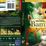 Bambi (2011) R1 DVD Cover