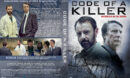 Code of a Killer (2017) R1 Custom DVD Cover & Label