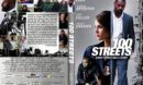 100 Streets (2016) R1 CUSTOM DVD Cover & Label