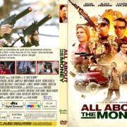 All About The Money (2017) R1 CUSTOM DVD Cover & Label
