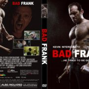 Bad Frank (2017) R1 CUSTOM DVD Cover & Label