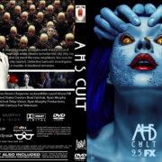 American Horror Story Cult: Season 7 (2017) R0 Custom DVD Covers