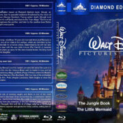 Disney Diamond Edition Collection (1967-1992) R1 Blu-Ray Custom Cover