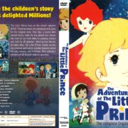 The Adventures of the Little Prince (2017) R1 DVD Cover