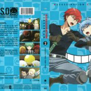 Assassination Classroom Season 2 Part 2 (2017) R0 DVD Covers