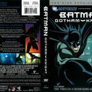 Batman: Gotham Knight (2008) R1 DVD Cover