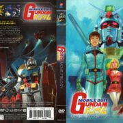 Mobile Suit Gundam Movie Trilogy (2017) R1 DVD Cover