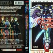 Gundam Wing: Endless Waltz (1995) R1 DVD Cover