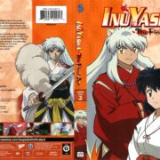 Inuyasha: The Final Act Set 2 (2013) R1 DVD Cover