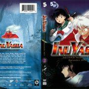 InuYasha Season 2 (2013) R1 DVD Cover