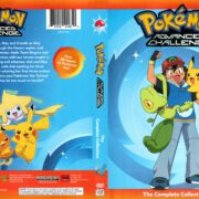 Pokemon Advanced Challenge (2017) R1 DVD Cover