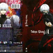 Tokyo Ghoul Season 2 (2016) R1 DVD Cover