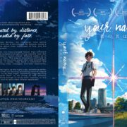 Your Name (2016) R1 DVD Cover