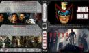 Judge Dredd / Dredd Double Feature (1995-2012) R1 Custom Blu-Ray Cover
