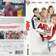 Alibi.com (2017) R2 GERMAN Custom DVD Cover