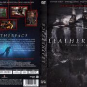Leatherface (2017) R2 GERMAN Custom DVD Cover