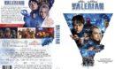 Valerian - Die Stadt der tausend Planeten (2017) R2 GERMAN Custom DVD Cover