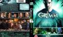 Grimm: Season 6 (2017) R0 Custom DVD Cover & Label