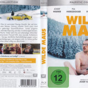 Wilde Maus (2017) R2 German Blu-Ray Cover & Label