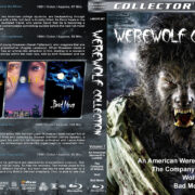 Werewolf Collection – Volume 1 (1981-1996) R1 Custom Blu-Ray Cover