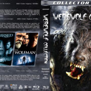 Werewolf Collection – Volume 2 (2002-2010) R1 Custom Blu-Ray Cover