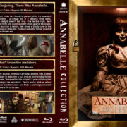 Annabelle Collection (2014-2017) R1 Custom Blu-Ray Cover