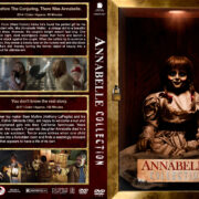Annabelle Collection (2014-2017) R1 Custom DVD Cover