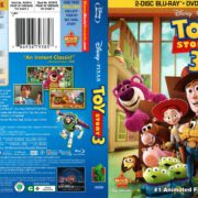 Toy Story 3 (2010) R1 Blu-Ray Cover