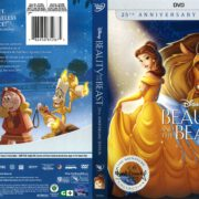Beauty and the Beast (2017) R1 AE DVD Cover