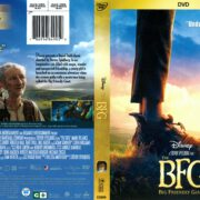 The BFG (2016) R1 DVD Cover