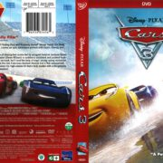 Cars 3 (2017) R1 DVD Cover