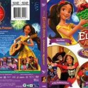 Elena of Avalor: Celebrations to Remember (2017) R1 DVD Cover