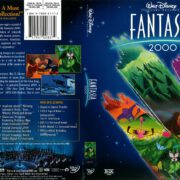 Fantasia 2000 (1999) R1 DVD Cover