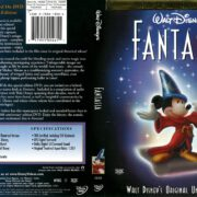 Fantasia (1940) R1 DVD Cover
