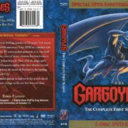 Gargoyles: Season 1 (2004) R1 DVD Cover