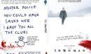The Snowman (2017) R0 CUSTOM DVD Cover & Label