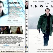 The Snowman (2017) R1 CUSTOM DVD Cover & Label
