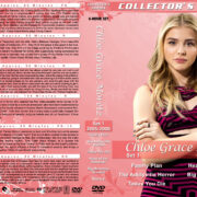 Chloe Grace Moretz – Set 1 ( 2005-2006) R1 Custom DVD Covers