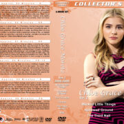 Chloe Grace Moretz – Set 2 (2006-2008) R1 Custom DVD Covers