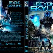 Beyond Skyline (2017) R1 COSTOM DVD Cover & Label