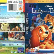 Lady and the Tramp (2012) R1 DVD Cover